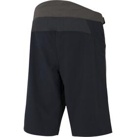 Ziener Ebner Shorts Men dark raven